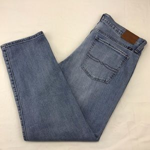 Lucky Brand Womens sweet crop jeans 12/31